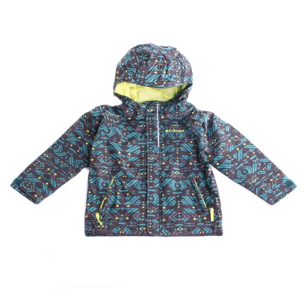 Columbia Toddler's Fast and Curious Rain Jacket