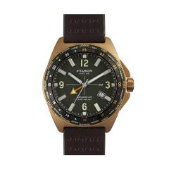 The Journeyman Watch Bridle Leather Strap