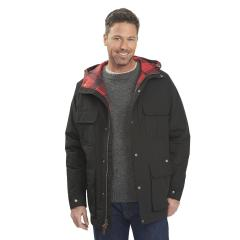 Men's Advisory Wool Insulated Mountain Parka