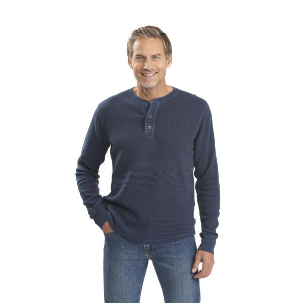 Woolrich Men's First Forks Thermal Henley