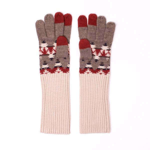 Pendleton Women's Long Gloves