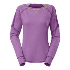 Women's Pylo Long Sleeve Crew