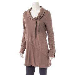 Women's Whimsical Cowl Tunic