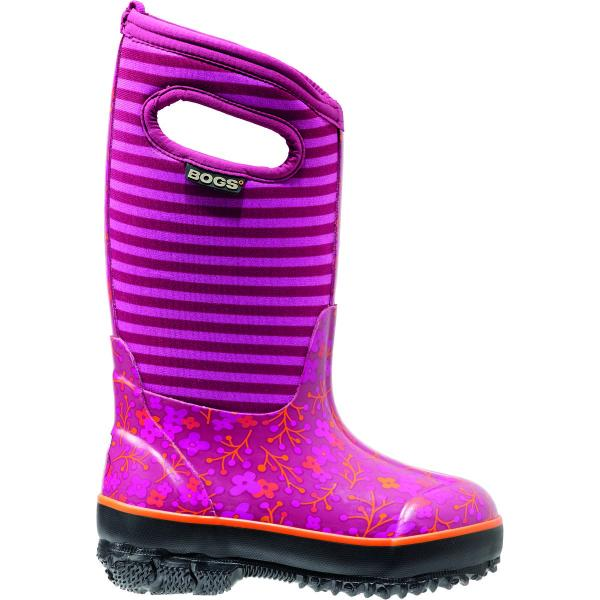 Bogs Youth Classic Flower Stripe Sizes 1-7