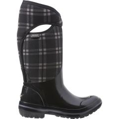 Women's Plimsoll Plaid Tall