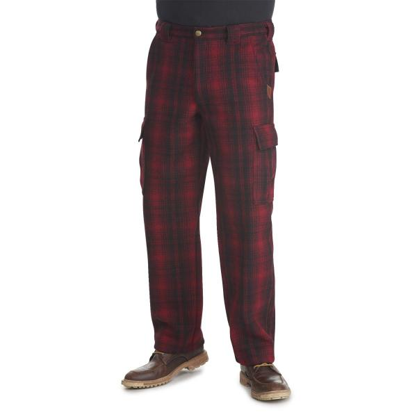 Woolrich Men's Wool Cargo Pant