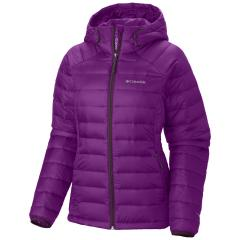 Women's Platinum Plus 860 TurboDown Hooded Jacket