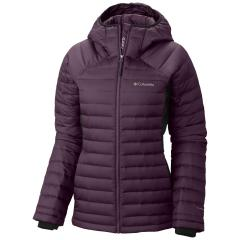 Women's Gold 750 TurboDown Hybrid Hooded Jacket
