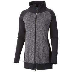Columbia Women's Outerspaced Hybrid Long Full Zip