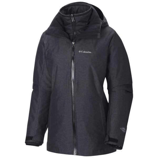 Columbia Women's Whirlibird Interchange Jacket