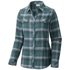 Columbia Women's Simply Put II Flannel Shirt - Extended Sizes
