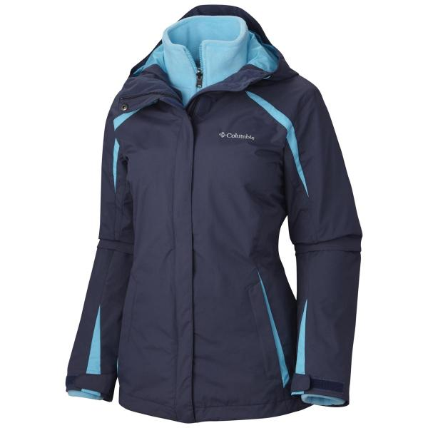 Columbia Women's Blazing Star Interchange Jacket Extended Sizes
