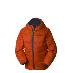Youth Boys' Gold 550 TurboDown Hooded Jacket