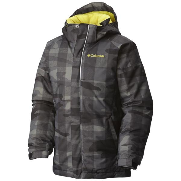 Columbia Youth Boys' Twist Tip II Jacket