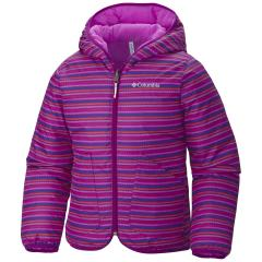 Youth Girls' Dual Front Jacket