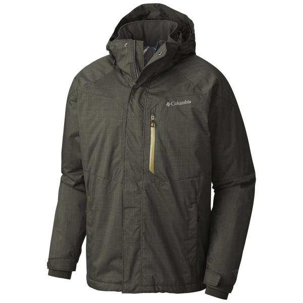 Columbia Men's Alpine Action Jacket - Extended Sizes