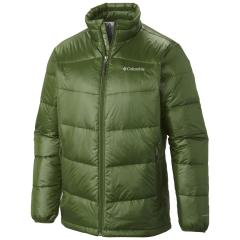 Columbia Men's Gold 650 TurboDown Jacket Extended Sizes