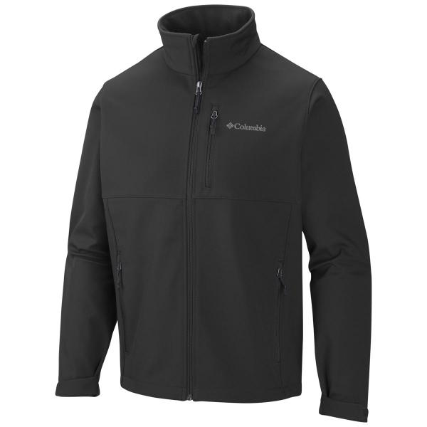 Columbia Men's Ascender Softshell Jacket - Extended Sizes