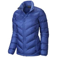 Women's Ratio Printed Down Jacket