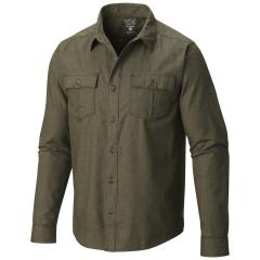 Men's Frequentor Flannel Long Sleeve Shirt