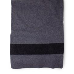 HBC Grey 6 Point Blanket-Queen