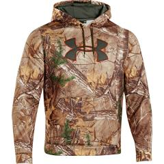 Men's UA Camo Big Logo Hoodie - Tall