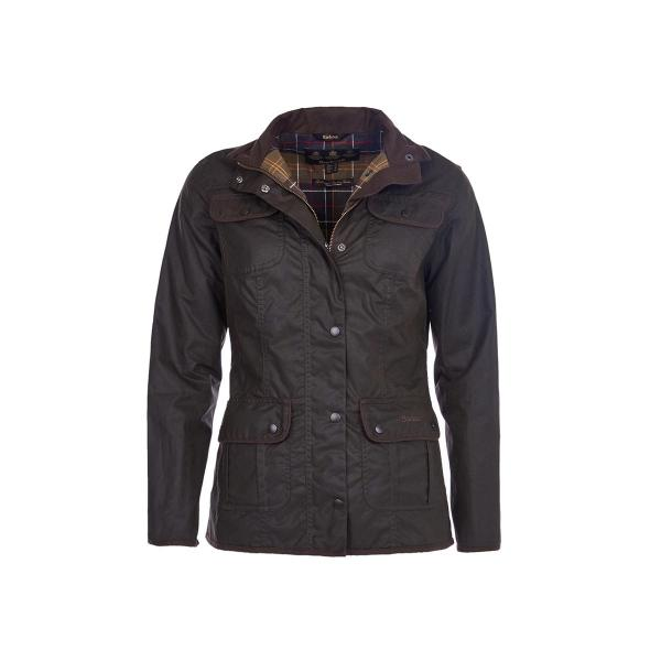 Barbour Women's Utility Waxed Jacket