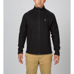 Spyder Men's Foremost Full Zip Heavy Weight Core Sweater