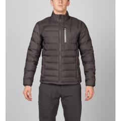 Spyder Men's Dolomite Novelty Full Zip Down Jacket