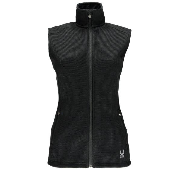 Spyder Women's Melody Full Zip Mid Weight Core Sweater Vest