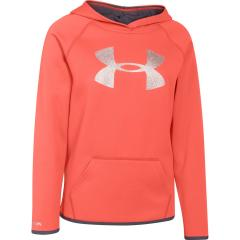 Girls' Armour Fleece Big Logo Hoody