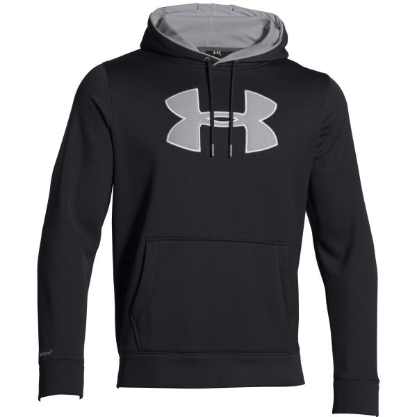 Under Armour Men's UA Storm Armour Fleece Big Logo Hoodie