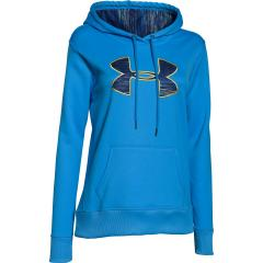 Women's UA Armour Fleece Big Logo Printed Hoodie