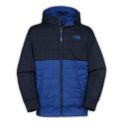 Boys' Reversible Quilted Surgent Hoodie