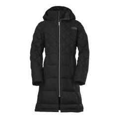 Girls' Metropolis Down Jacket