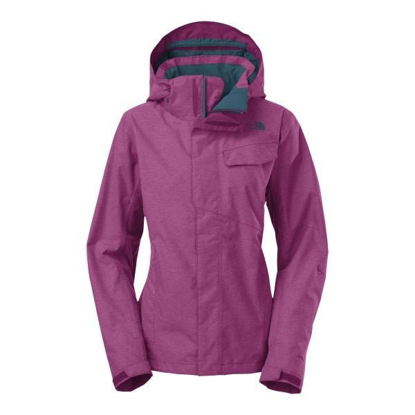 The North Face Women's Helata Triclimate Jacket