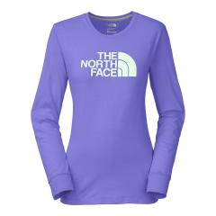The North Face Women's Long Sleeve Half Dome Tee
