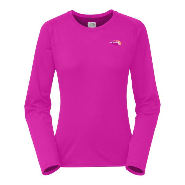 The North Face Women's Long Sleeve Reaxion Amp Tee