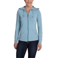Women's Force Zip Front Hoodie