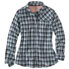 Carhartt Women's Reydell Force Flannel