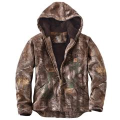 Men's Camo Sierra Jacket - Discontinued Pricing
