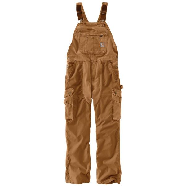 Carhartt Men's Double Barrel Bib Overalls
