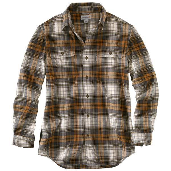 Carhartt Men's Hubbard Plaid Shirt - Discontinued Pricing