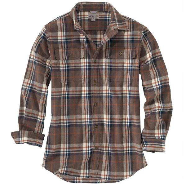 Carhartt Men 39 S Hubbard Plaid Shirt