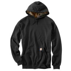 Men's Midweight Houghton Camo Hood Lined Sweatshirt