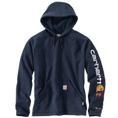 Carhartt Men's FR Force Rugged Flex Graphic Fleece
