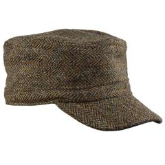 Stormy Kromer Men's Harris Tweed Flat Top