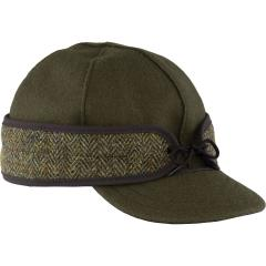 Stormy Kromer Men's Original Harris Tweed Cap