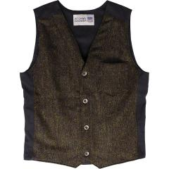 Men's Harris Tweed Uptown Vest
