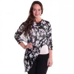 Comfy USA Women's Kathy Top Print